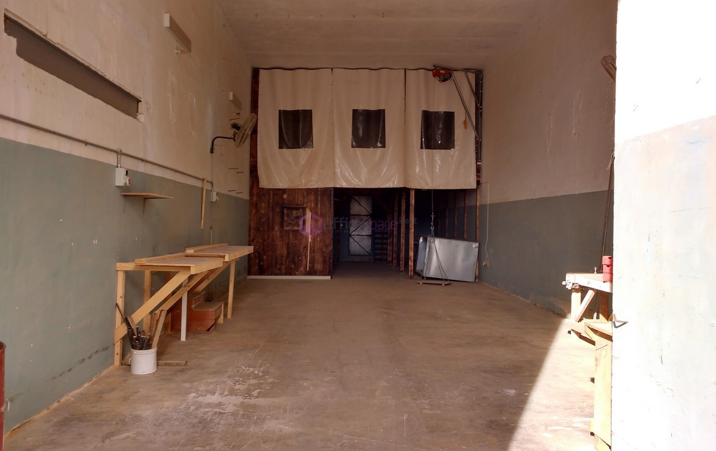 Warehouse with Mezzanine Office Space Mriehel