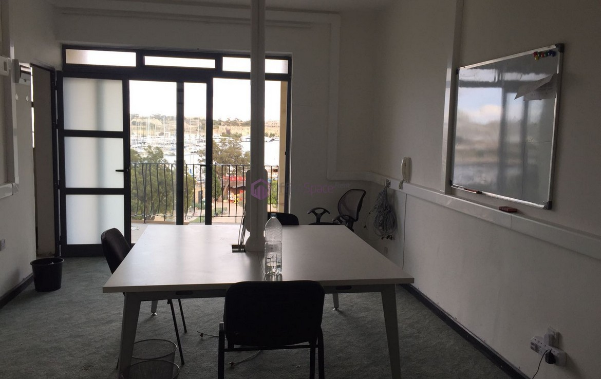 Rent Seafront Penthouse Office Space Malta