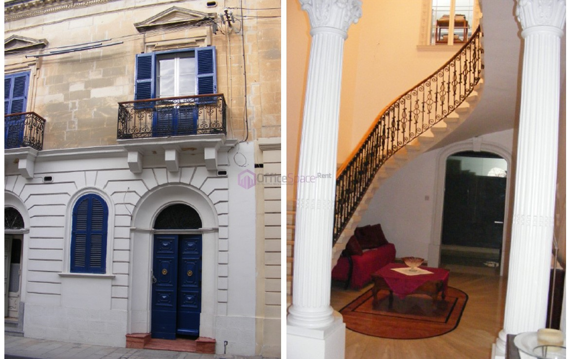 Serviced Offices In Converted Town House Mosta