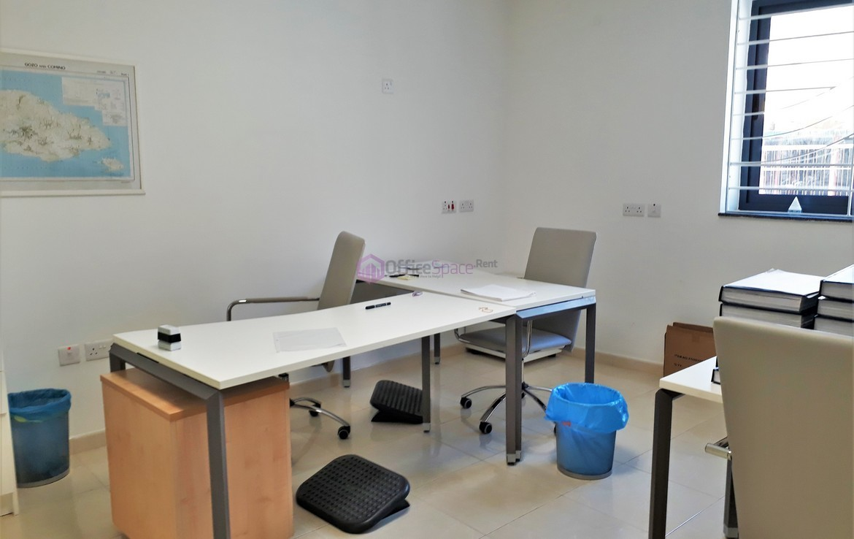 Mellieha Office Space Serviced