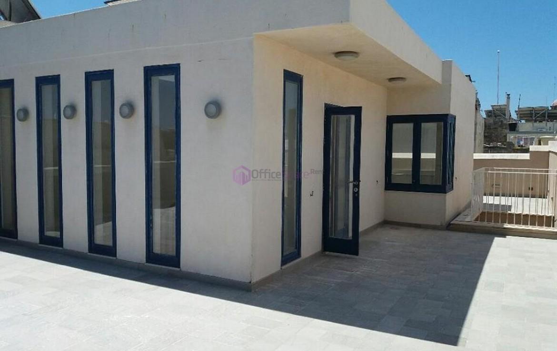 Rabat Terraced House Office