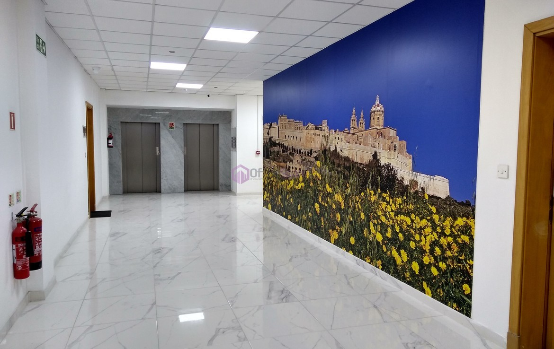 146sqm Central Sliema Office