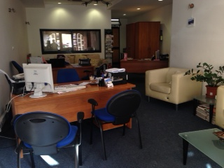 Fully Equipped and Furnished Office