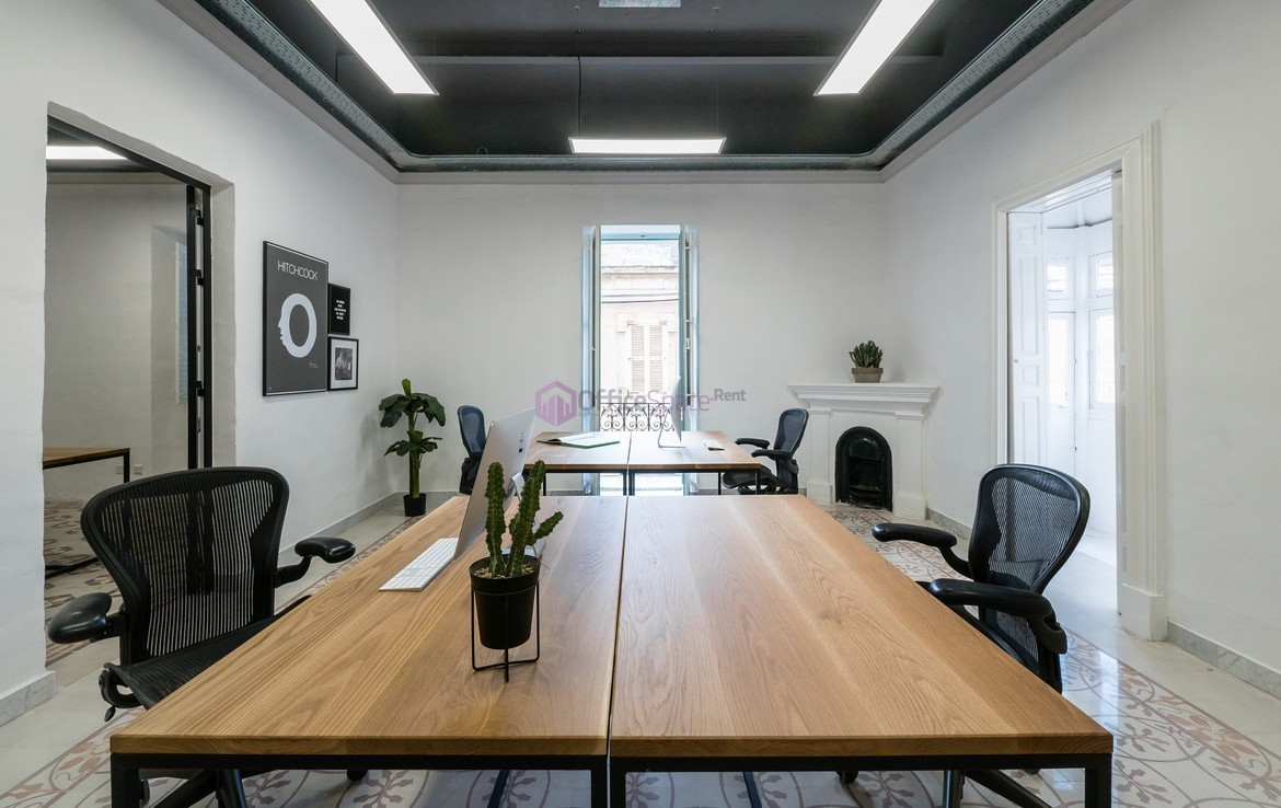 Sliema Serviced offices To Let