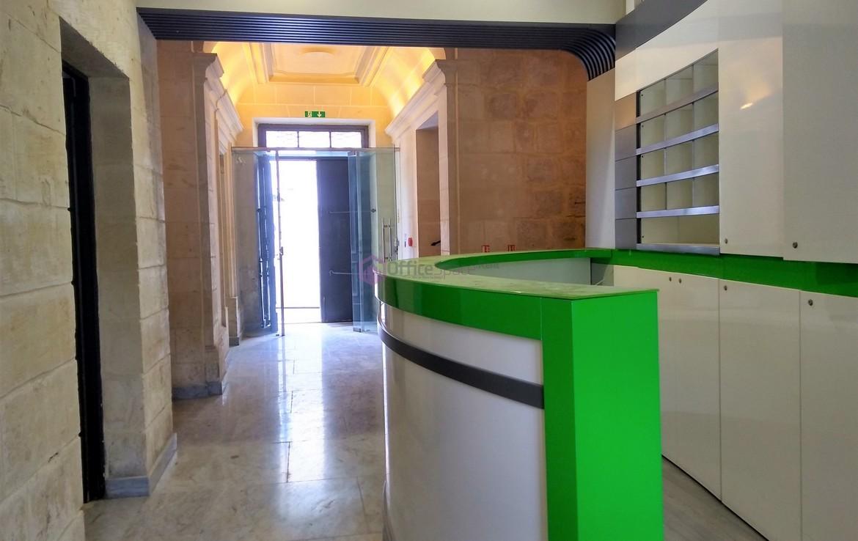Superb Villa Office in Malta To Let