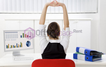 Exercise at Your Desk, Keeping Fit at The Office