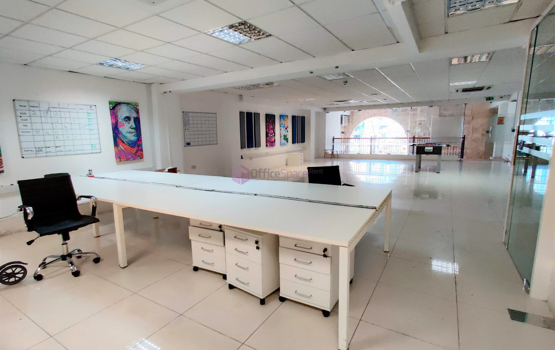 St Julians Open Plan Office