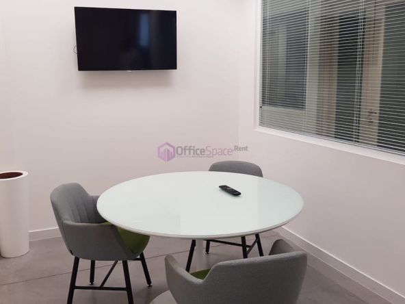 Central Serviced Office Space
