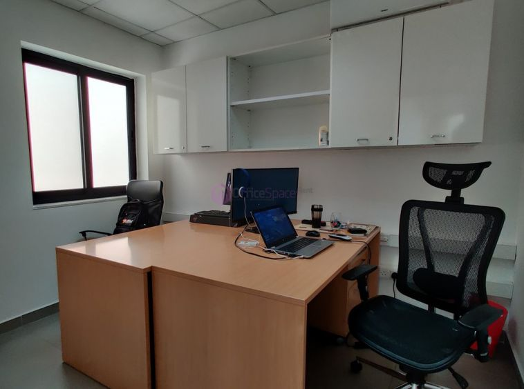 Furnished Penthouse Office To Let