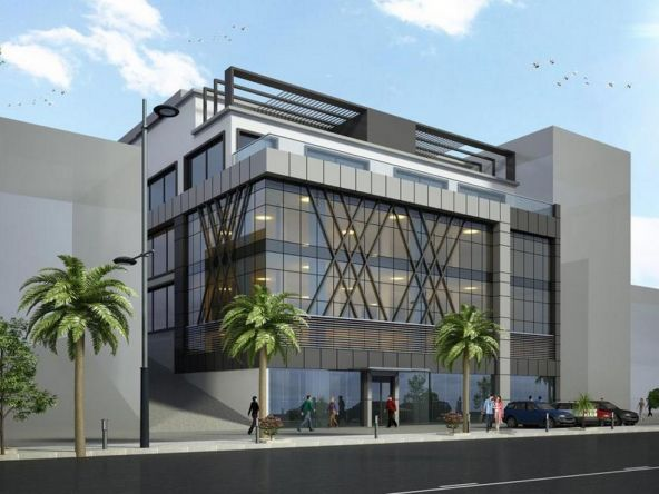 Prominent Commercial Block Malta To Let