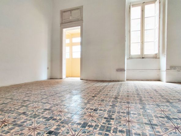 Sliema Double Fronted House For Sale