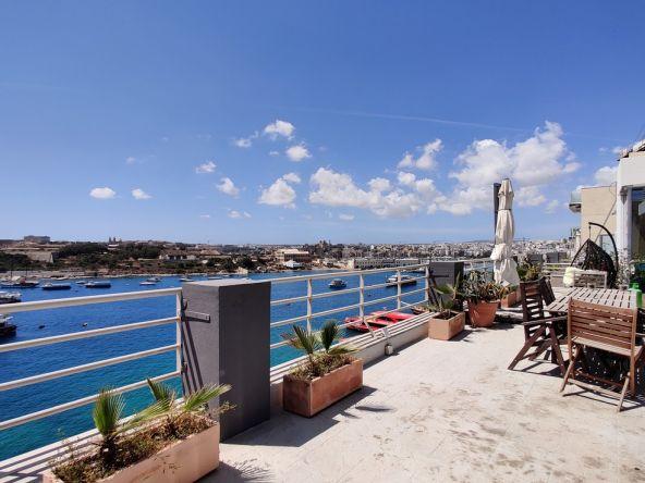 Fantastic Penthouse Sliema Office
