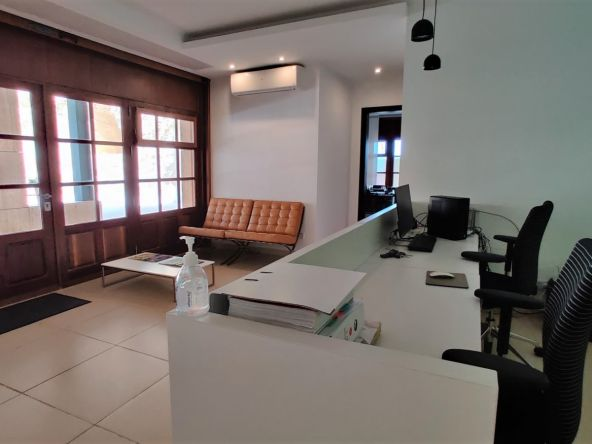 Furnished Birgu Waterfront Office