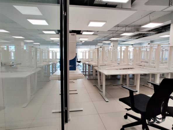 Highly Finished Office St Julians To Let