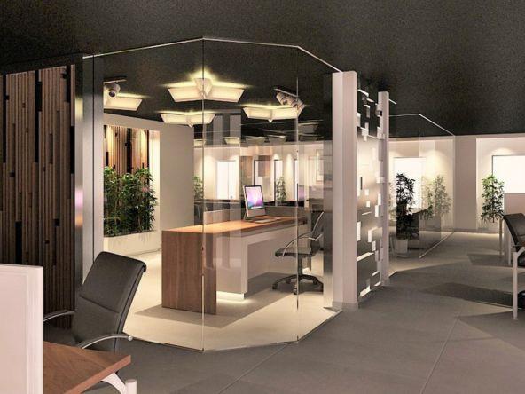 Modern Business Centre Offices St Julians
